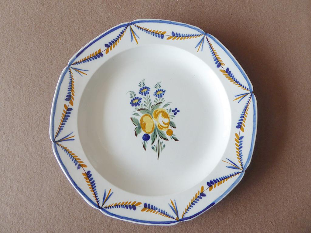 Swansea plate