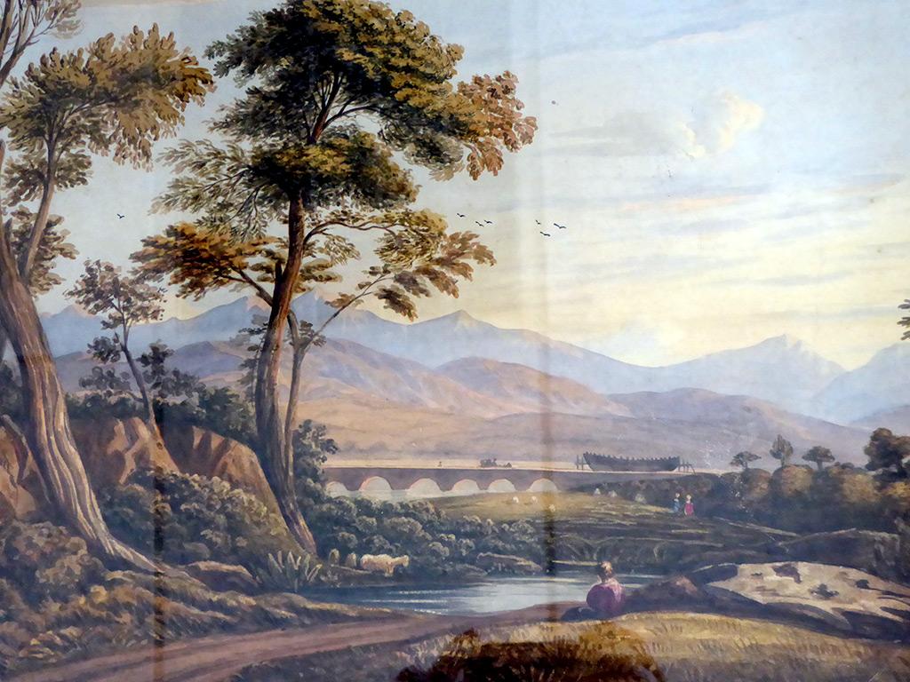 Painting Aberystwyth